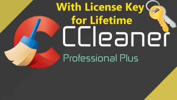CCleaner Pro 5.65.7632 latest Version + Crack