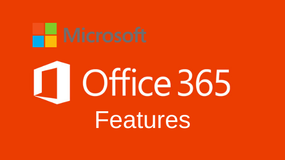 MS office 2020 Features