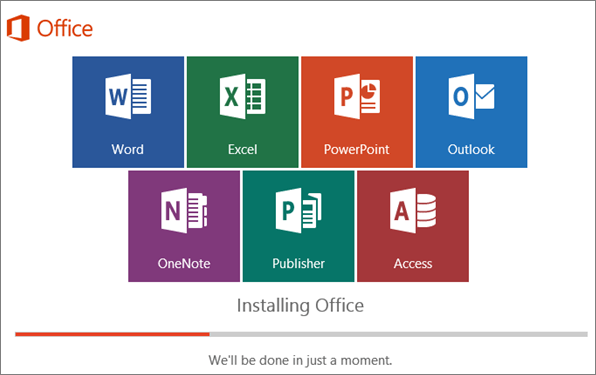 MS office Installation