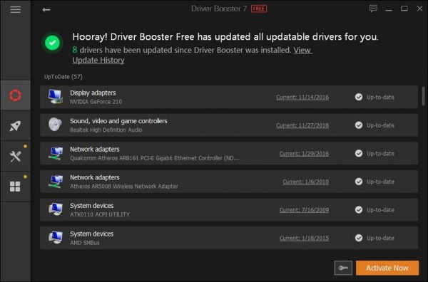 iobit driver booster pro driver