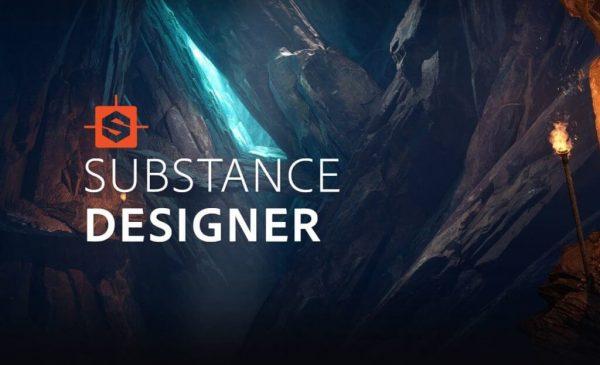 Substance-Designer-latest2020 Crack