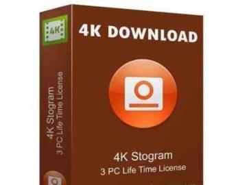 4K Stogram Crack Key