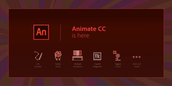 Adobe Animate CC Download With Crack