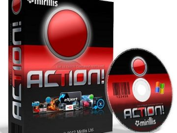 Mirillis Action Latest Crack Full Version1