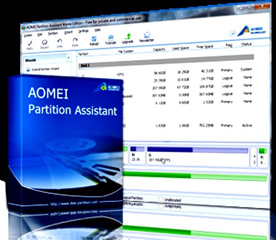 AOMEI Partition Assistant torrent