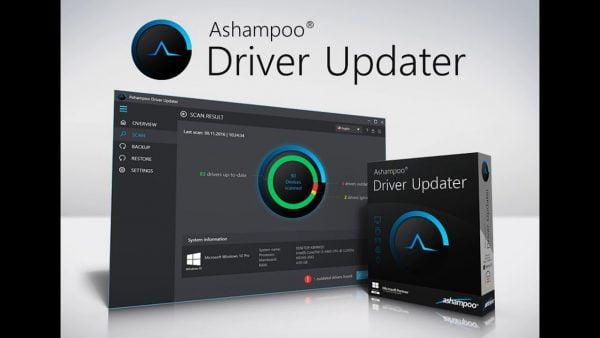 Ashampoo Driver Updater License Key