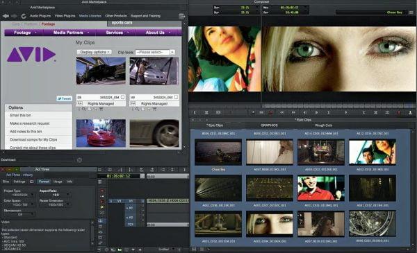 Avid Media Composer torrent