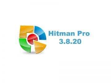 Hitman pro 3.8.20