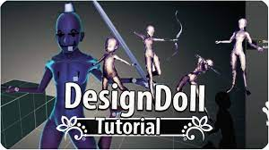 design doll crack