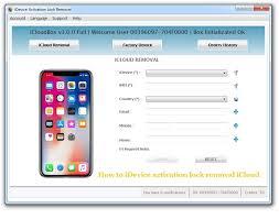 iCloud Remover Keygen